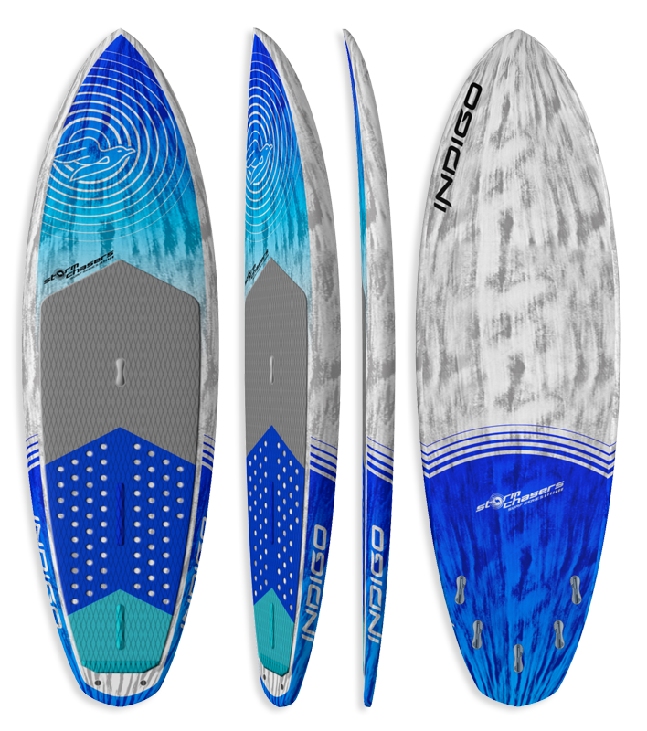 Indigo Boards Storm Chaser Paddle Surf Boards Custom Made Boards USA