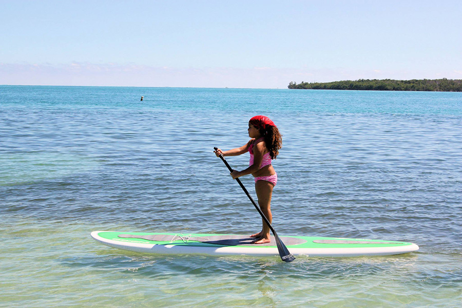 SUP Kids Indigo Paddleboards Custom SUP