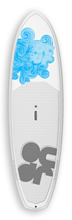Indigo Ocean Dr Paddleboards Indigo Custom SUP Boards