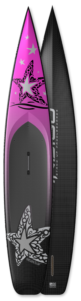 Custom Seagull SUP board by Indigo-SUP made in the USA