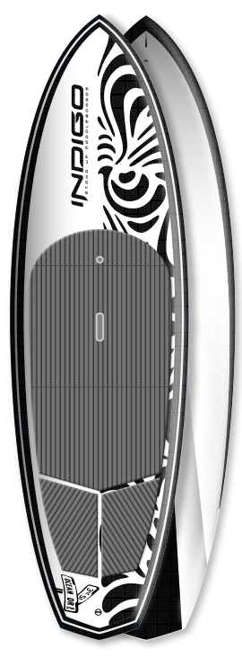 Ocean Dr Recreational & PaddleSurf SUP boards made in the USA
