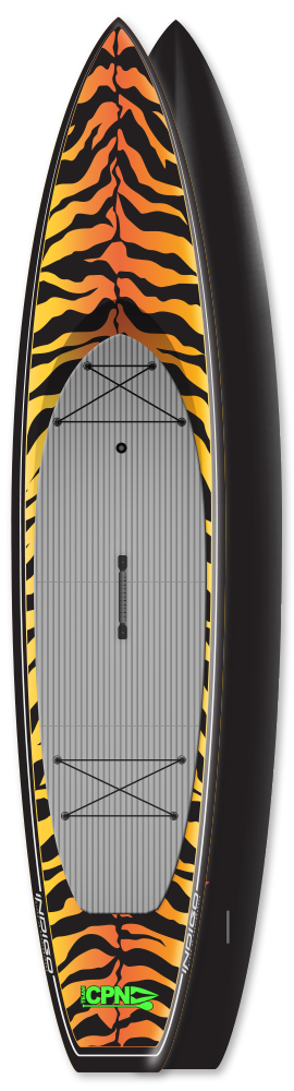 Carbon Innegra SUP boards Tiger Indigo Paddleboards