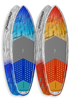 Indigo Storm Chasers Paddle Surf Indigo Custom SUP Boards
