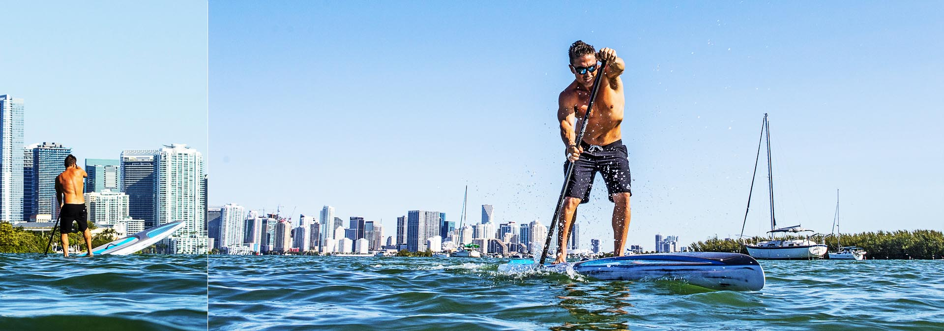 Stand Up Paddleboards Indigo Custom made Boards