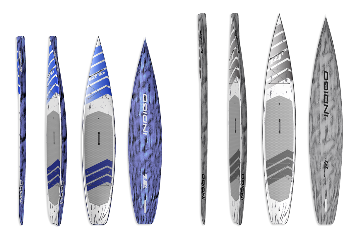 Barracuda Paddleboard by Indigo SUP SUP Boards | Indigo Barracuda for Flat Water Stand Up Paddleboards