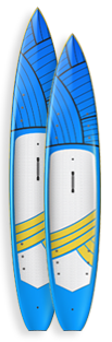 Indigo Tigger SUP Racing Paddleboards Custom SUP Boards