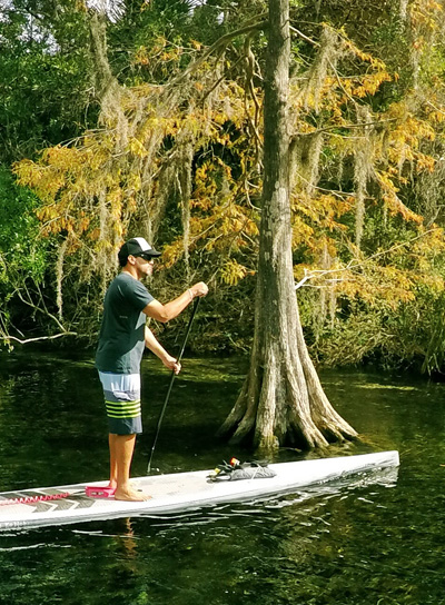 Custom SUP made in USA Indigo Paddleboards custom made Stand Up Paddleboards