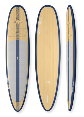 Gator Native Recreational Paddleboard: Indigo Paddle Boards handcrafted custom made in the USA